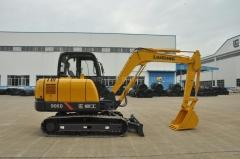 柳工CLG906D挖掘機
