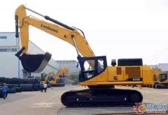 柳工CLG950E挖掘機