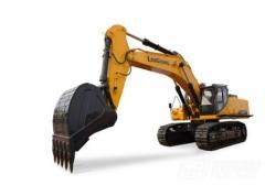 柳工CLG970E挖掘機