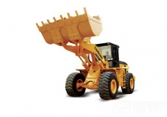 柳工CLG856轮式装载机 中配电喷侧卸 CLG856