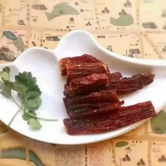 西藏特產牦牛肉干手撕風干牛肉干五香麻辣零食500g包郵 麻辣 500g
